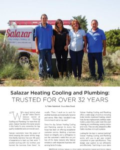 Salazar Heating Cooling & Plumbing